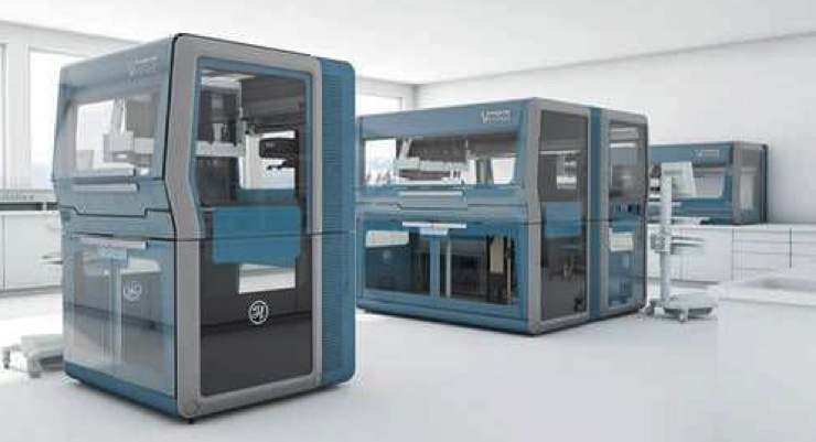 MedPharm Adds Robot Technology to Facility