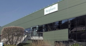 Recipharm Completes Capacity Expansion