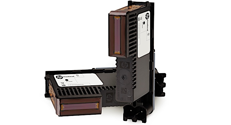 HP launches new 22mm printhead