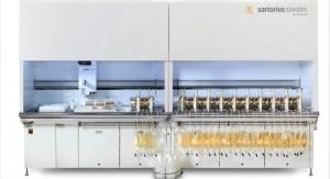 Sartorius Launches Automated Bioreactor System