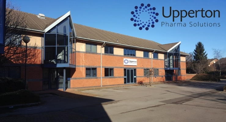 Upperton to Offer cGMP Spray Drying and Clinical Trials Mfg.