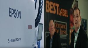 Best Label Inc. Delivers High-Quality Prime Labels with Epson SurePress L-6034VW Digital Label Press