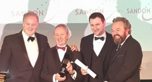 Sandon Global receives EFIA Supplier of the Year Gold Award for fifth straight year