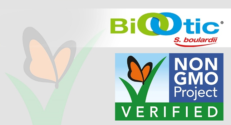 Gnosis' Biootic Earns Non-GMO Project Verified Status