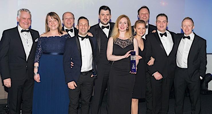 Esko wins EFIA 2018 Gold Award for XPS Crystal
