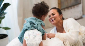 Model Chrissy Teigen Becomes Creative Consultant for Pampers Pure