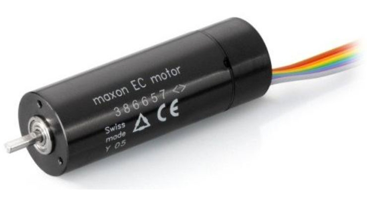 Respiration therapy with maxon motors.