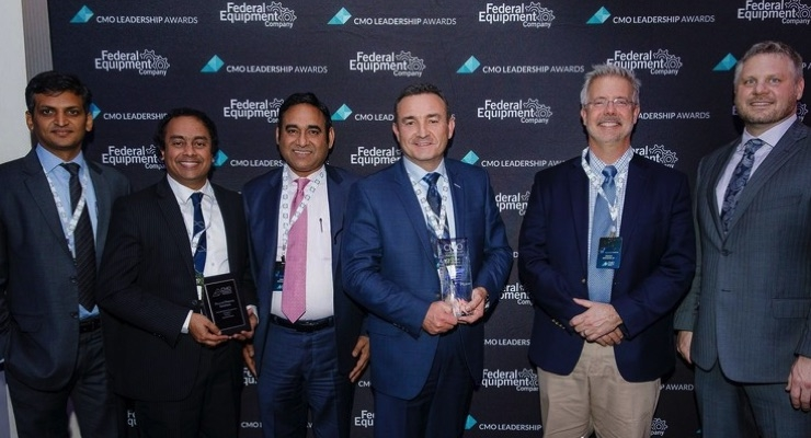 Piramal Pharma Solutions Wins CMO Leadership Award