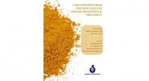 Curcuminoids from Curcuma Longa in Disease Prevention & Treatment