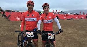 Rotocon supports South African label converter in Absa Cape Epic Race