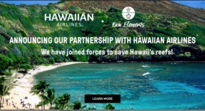 Raw Elements Takes Off with Hawaiian Airlines Partnership