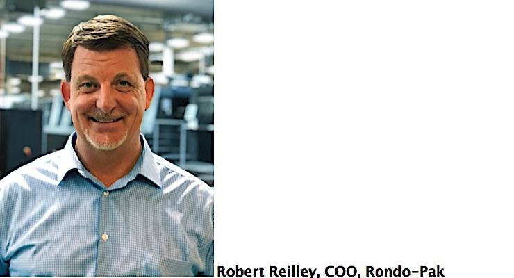 Rondo-Pak Appoints COO