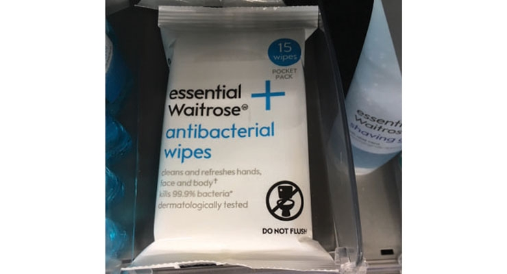 Wipes and the Modern World