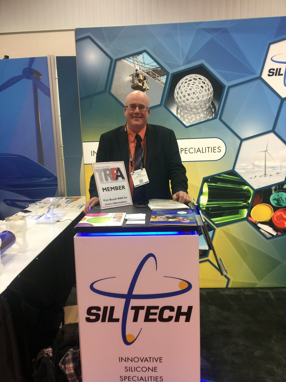 Siltech Launches Two New Families of Organomodified Silicones at ACS