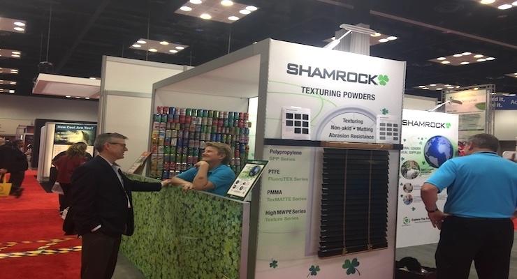 Shamrock Technologies at ACS 2018