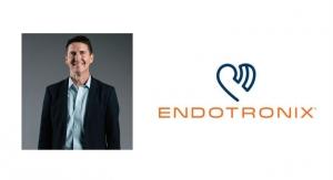 Endotronix Hires Seasoned Life Sciences Executive as CFO