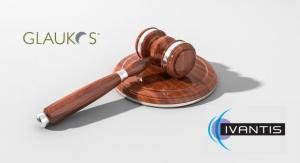 Glaukos Files Patent Infringement Lawsuit Against Ivantis