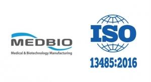 Medbio Inc. Achieves ISO 13485:2016 Certification