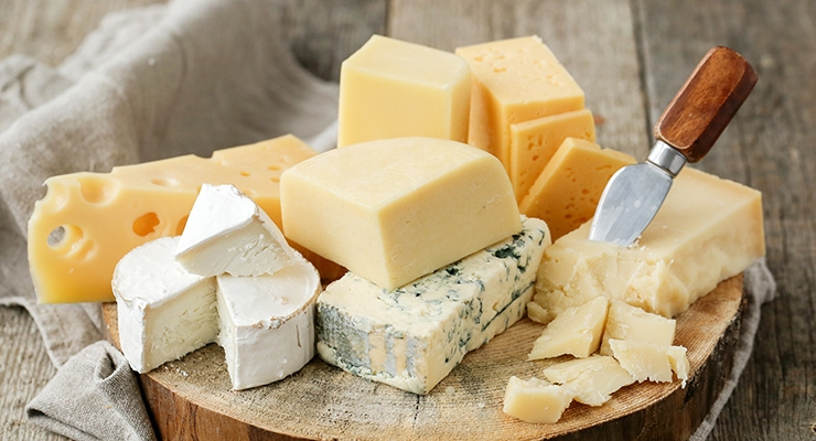 Study Examines Vitamin K2 Content in Cheese