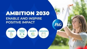 P&G Sets New Environmental Sustainability Goals