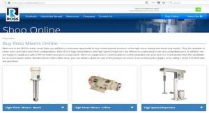 ROSS Opens Online Store