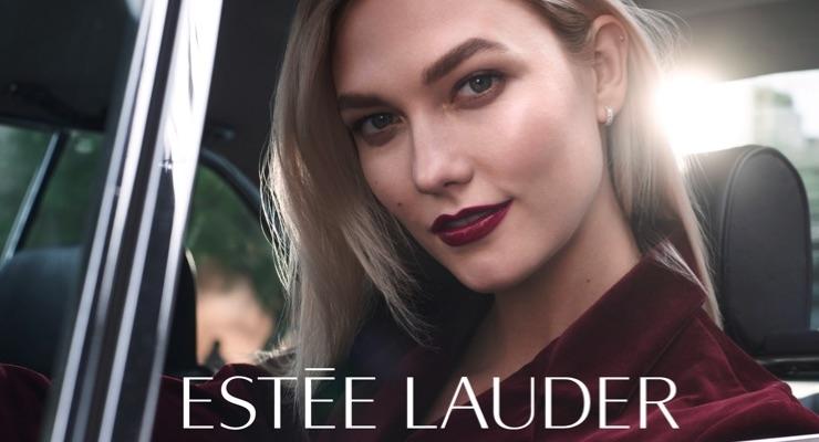 Estee Lauder Signs Karlie Kloss