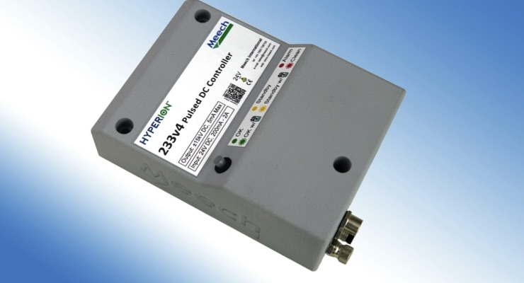 Meech adds new Pulsed DC Controller to Hyperion range