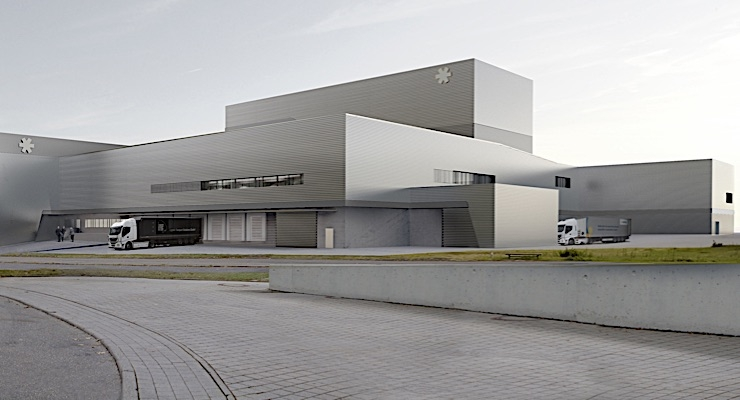 Herma unveils new coating plant in Germany