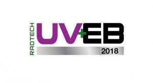 RadTech 2018: Specialty UV-LED Oligomers Promote Rapid Cure of Inks, Coatings