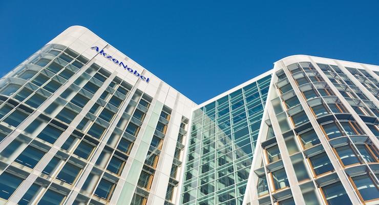 AkzoNobel Makes Progress on Transformation into
