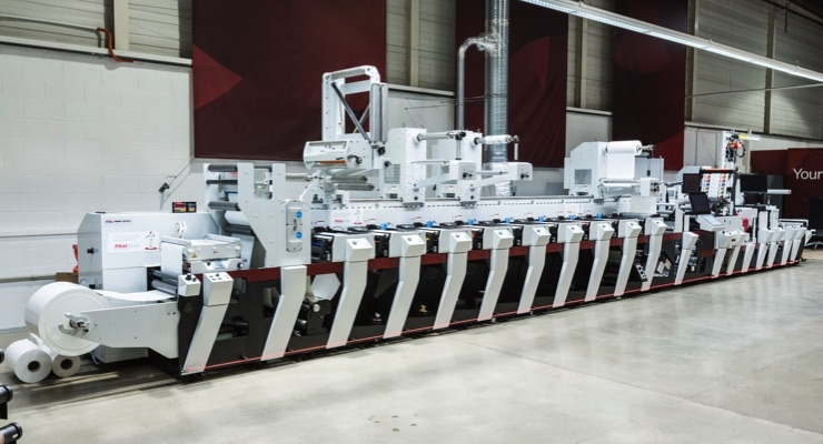 Reflex Labels Plus orders high-spec Mark Andy P7