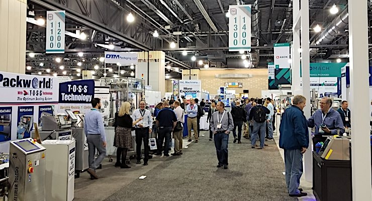 Pack Expo East highlights automation, digital technology