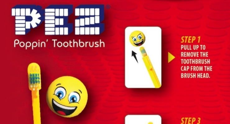 Sweet Tooth(brush) Launch
