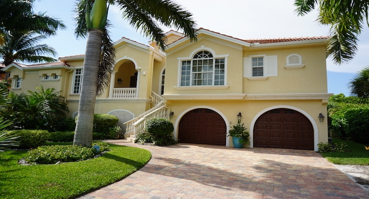NeverFade Façade Restoration Coating Shows Strong Color Performance After 8 Years in South Florida
