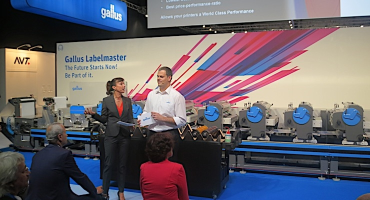 Gallus sets sights on Innovation Days 2018
