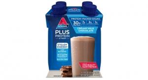 Atkins Launches Atkins Plus Protein & Fiber Shakes