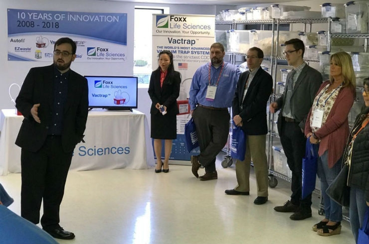 Foxx Life Sciences' 10 Years of Innovation Event