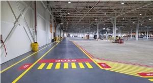 Ford Motor Company Chooses Flowcrete for Plant Renovation