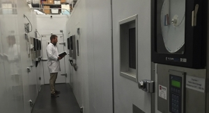New England Precision Stability Storage Facility Validated