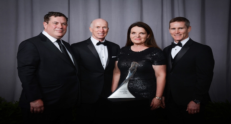 BASF Named a General Motors Supplier of the Year for 13th Time