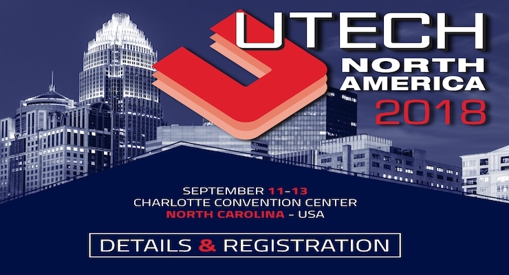 UTECH North America Three-Day Polyurethanes Conference Schedule Revealed