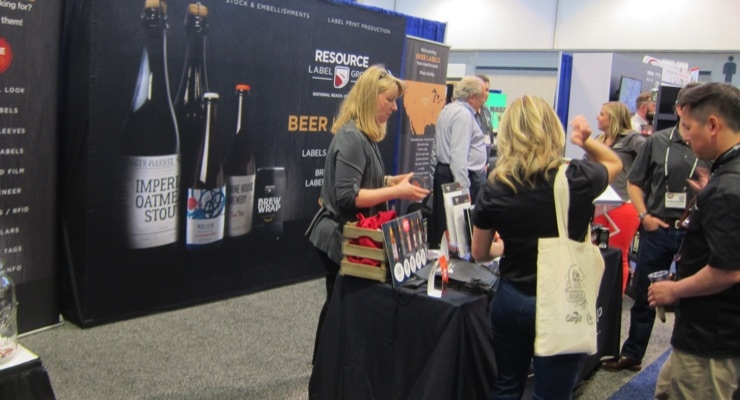 L&NW attends the Craft Brewers Conference and BrewExpo America