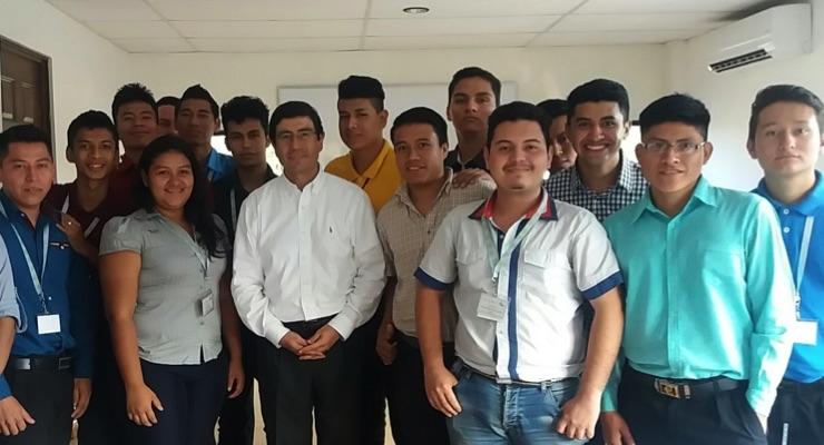 Harper Corp. donates to nonprofit flexo training program in El Salvador