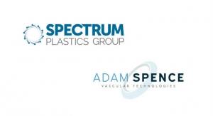Spectrum Plastics Group Acquires Adam Spence