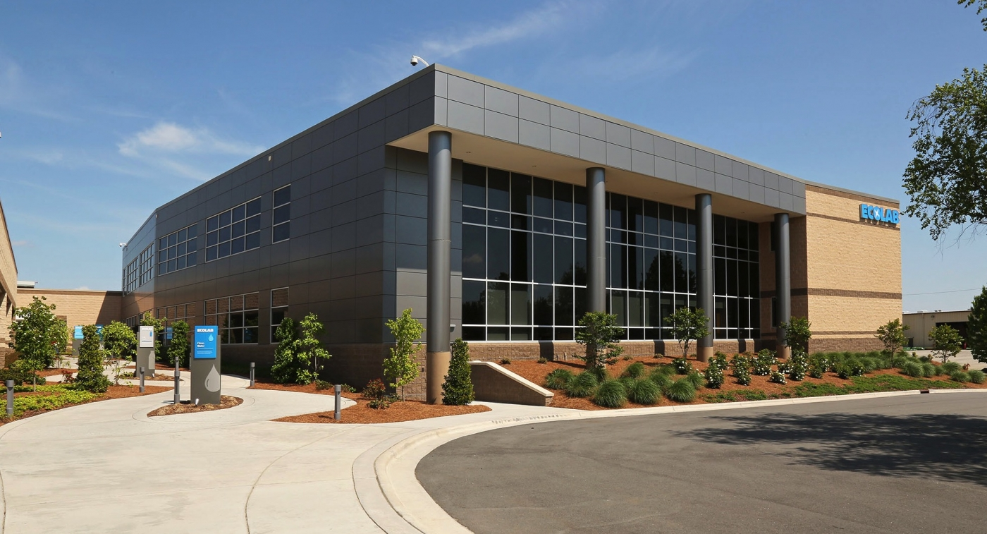 Ecolab Details Ongoing Expansion & New Facility