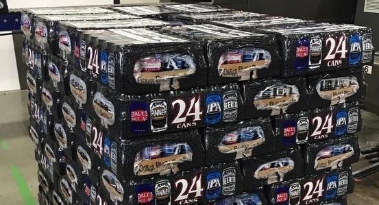 Dow, Oskar Blues partner for new printed collation shrink packaging for 24-can beer packs