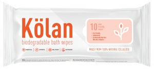 Indian Company Markets Biodegradable Wipes