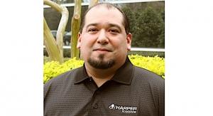 Harper Corp. announces new sales and technical services representative