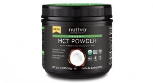 Nutiva Unveils First Organic MCT Powder, NuMCT