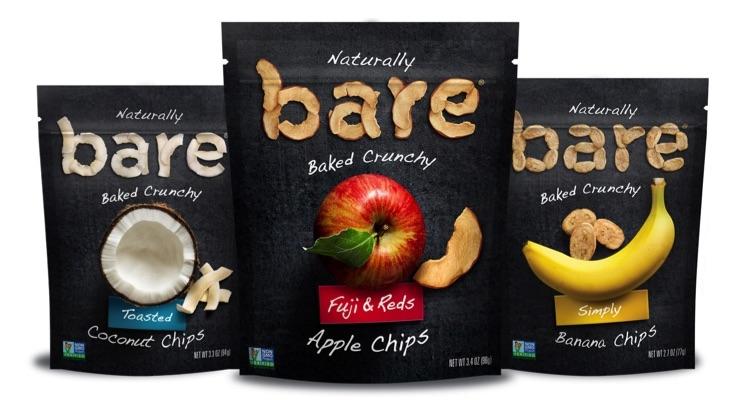 PepsiCo to Acquire Bare Snacks